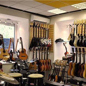 Музыкальные магазины Фрязино