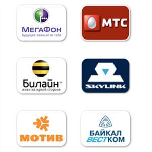 Операторы сотовой связи Фрязино