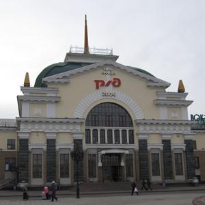 Железнодорожные вокзалы Фрязино